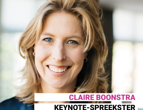 Claire Boonstra is keynote-spreekster Agile Amsterdam 2020