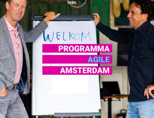 Programma Agile Amsterdam 2020